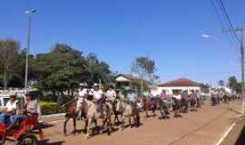 Douradinho - Tradicional Cavalgada do Distrito, Por Douradinho Acontece