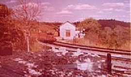Douradoquara - Estação Douradoquara era assim..por Roberto Fonseca
