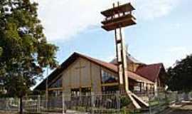 Macap� - Catedral de S�o Jos� em Macap�-Foto:Vicente A. Queiroz