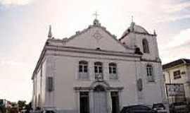 Macap� - Igreja de S�o Jos�,antiga Catedral, em Macap�-Foto:Vicente A. Queiroz