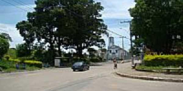 Rua e praça-Foto:jaironunes [Panoramio]