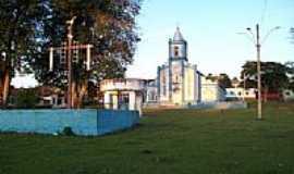 Emboabas - Igreja no Distrito de Emboabas antigo Onça-Foto:Bruno Carvalho Leal [Panoramio]