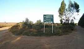 Emboabas - Trevo de acesso-Foto:Bruno Carvalho Leal [Panoramio]
