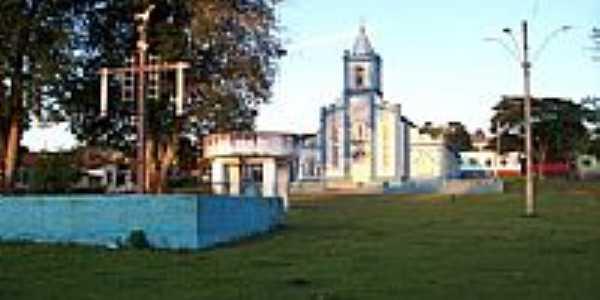 Igreja no Distrito de Emboabas antigo Onça-Foto:Bruno Carvalho Leal [Panoramio]