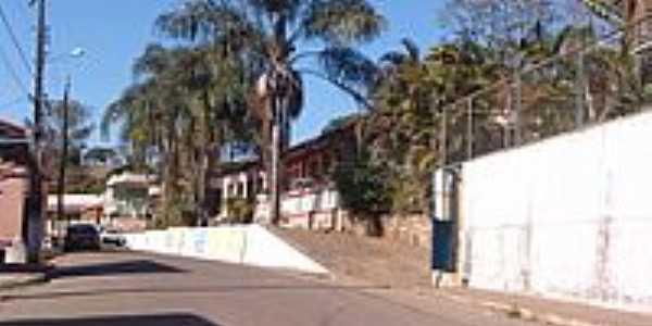 Rua Vereador Helio Ferreira Pedrosa-Foto:Geraldo Salomão