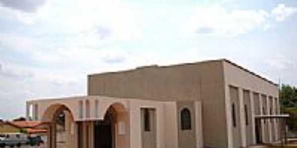 Igreja Matriz dos Santos por Vicente A Queiroz