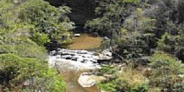 Cachoeira próximo à Engenheiro Schnoor-Foto:MARCOSOC