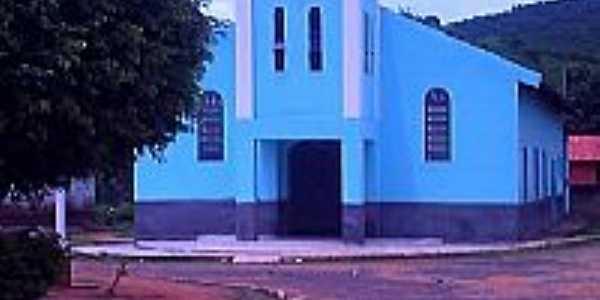 Igreja em Engenheiro Schnnor-Foto:aurelioguedes