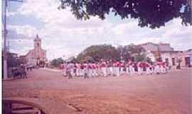 Engenho do Ribeiro - Festa de Reinado-Foto:Nilson Gregorio [Panoramio]