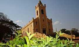 Engenho do Ribeiro - Igreja de Santa Rosa de Lima-Foto:Wilson Fortunato [Panoramio]