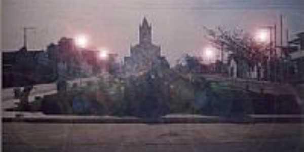 Praça de Engenho-Foto:Nilson Gregorio [Panoramio]