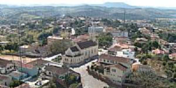 Vista do centro da cidade-Foto:Gleison Lacerda [Panoramio]