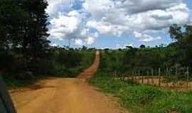 Ermidinha - Ermidinha-MG-Chegando no Povoado-Foto:www.urbonu.com
