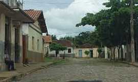 Ermidinha - Ermidinha-MG-Rua do Povoado-Foto:www.montesclaros.mg.gov.br