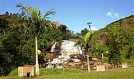 Ervália - Ervália-MG-Cachoeira da Usina e arredores-Foto:Amarildo Souza
