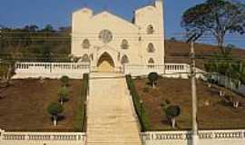 Ervália - Ervália-MG-Igreja do Rosário-Foto:João BC Reis