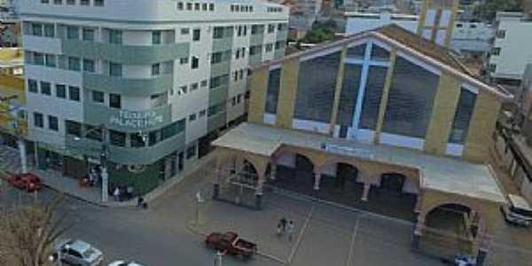 Imagens da cidade de Ervália - MG