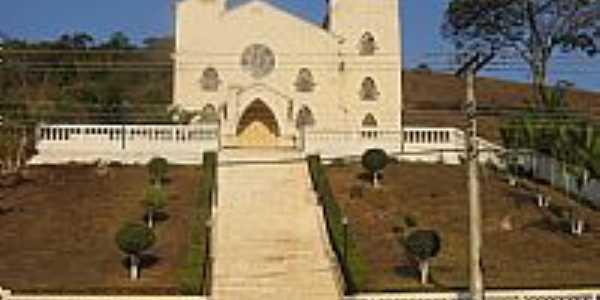 Ervália-MG-Igreja do Rosário-Foto:João BC Reis