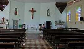 Espinosa - Altar da Igreja Matriz de Espinosa por José Antônio Simões