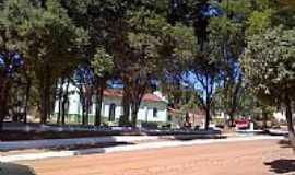 Esteios - Praça em Esteios-Foto:valdicarvalho