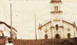 Estiva - Capa do livro sobre a história de Estiva, que será lançado em março de 2010 - Ediotra Livre Expressão, Por Newton Alfredo Ribeiro de Noronha