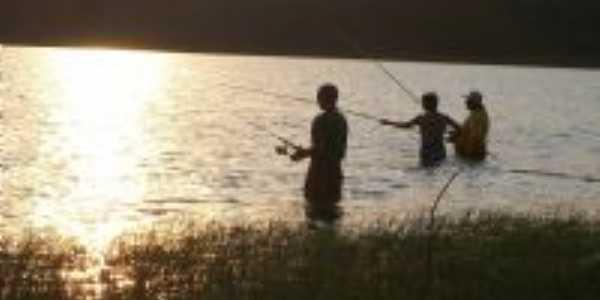 pescaria , Por Otávio