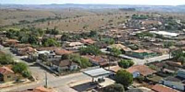 Vista da cidade de Estrela do Indaiá-Foto:turismopelobrasil.