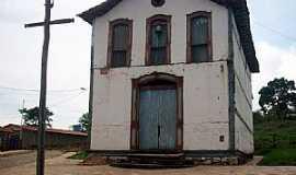 Estrela do Sul - Estrela do Sul-MG-Igreja de N.Sra.do Ros�rio e S�o Sebasti�o-Foto:Leonardo Figueiredo