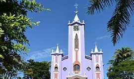 Estrela do Sul - Estrela do Sul-MG-Igreja de Santa Rita-Foto:Parruco