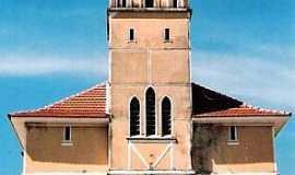 Estrela do Sul - Estrela do Sul-MG-Igreja Matriz antes da recupera��o-Foto:Glaucio Henrique Chaves