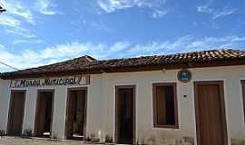 Estrela do Sul - Estrela do Sul-MG-Museu Municipal-Foto:Parruco