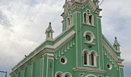 Estrela do Sul - Igreja de N.S.de F�tima-Foto:Altemiro Olinto Cris� [Panoramio]