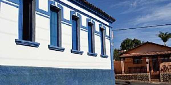Estrela do Sul-MG-Casarão Colonial-Foto:Parruco