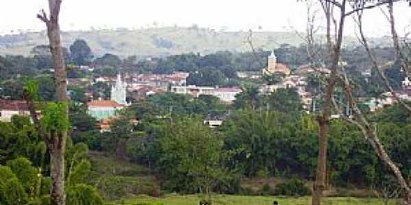 Estrela do Sul-MG-Vista parcial da cidade-Foto:Glaucio Henrique Chaves