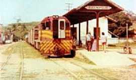 Eugenópolis - Antiga Estação foto Jorge Cabral (Gim)