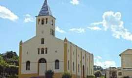 Eugenópolis - Igreja Matriz de Eugenópolis-MG-Foto:Franz Albert