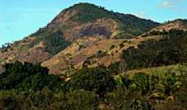 Eugenópolis - Serra do Brito em Eugenópolis-MG-Foto:Franz Albert