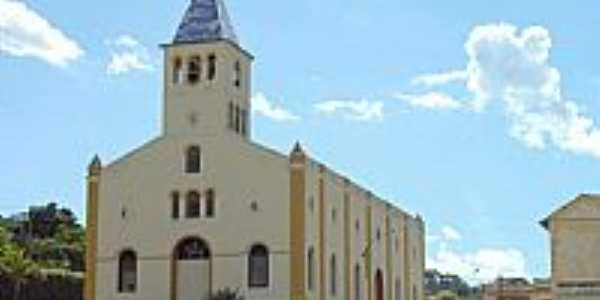 Igreja Matriz de Eugenópolis-MG-Foto:Franz Albert