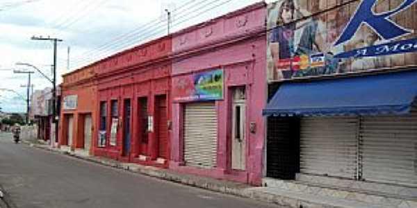 Atalaia-AL-Avenida Barão José MIguel-Foto:Orlando de Almeida Calado