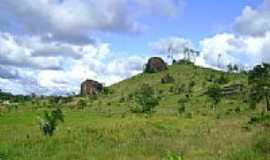 Oiapoque - Formações rochosas-Foto:Alan.Kardec