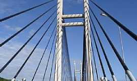 Oiapoque - Oiapoque-AP-Ponte Binacional Brasil/França-Foto:Alan Kardec