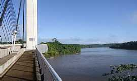 Oiapoque - Oiapoque-AP-Ponte Binacional Brasil/Fran�a-Foto:Alan Kardec