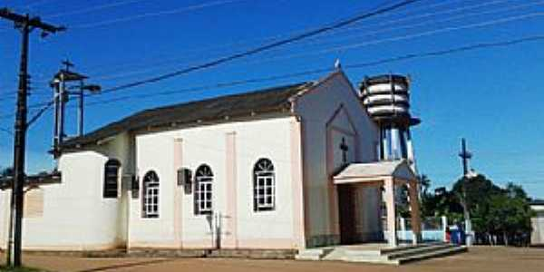 Oiapoque-AP-Igreja Matriz-Foto:Alan Kardec