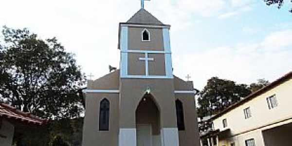 Expediticionário Alício-MG-Igreja de N.Sra.das Dores-Foto:Mapio.net