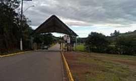 Extrema - Extrema-MG-Entrada do Parque de Eventos-Foto:rui-cardozo