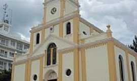 Extrema - Igreja Matriz de Extrema-MG-Foto:Beatriz P.S. Fagunde�