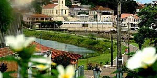 Imagens da cidade de Fama - MG