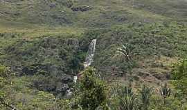 Felício dos Santos - Felício dos Santos-MG-Cachoeira 7 Quedas-Serra do Galvão-Foto:Eduardo Gomes