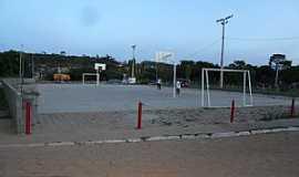 Fel�cio dos Santos - Fel�cio dos Santos-MG-Quadra de Esportes-Foto:sergio couto