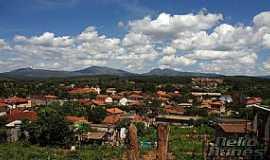 Felício dos Santos - Felício dos Santos-MG-Vista parcial da cidade e região-Foto:Facebook